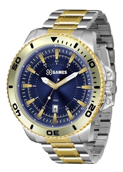 Relógio X Games Masculino Ref: Xmts1002 D2sk Big Case