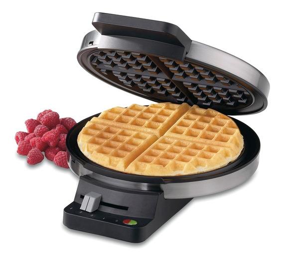 Waflera Clasica Waffles Redondos Cuisinart Wmr-caes