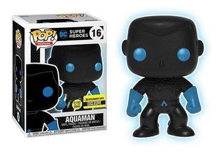 Funko Pop! Dc: Aquaman Brilla En La Oscuridad #16
