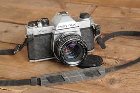 Camera Pentax K1000 Lente 50mm