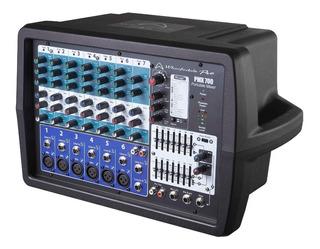 Consola Potenciada Wharfedale Pro Pmx700