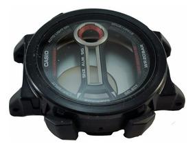 Caixa Completa Original Casio G-shock Gd-200 Vermelho Gd200