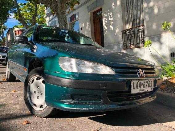 Peugeot 406 2.0 Sv - 1996 - Poco Kilometraje