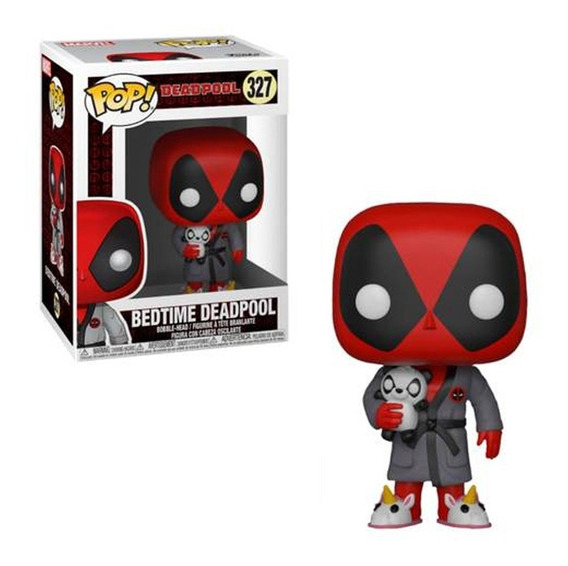 Funko Pop - Deadpool En Bata 327