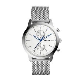 Relógio Fossil Masculino Townsman Fs5435/1kn Casual Executiv