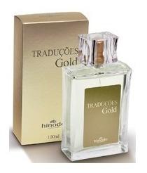 Perfumaria Hinode Gold Do Numero 1 Ao 64