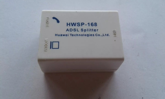 Filtro Adsl Splitter Rj11 Para Tlf Cantev Y Modem