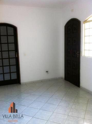 Sobrado Para Alugar, 90 M² Por R$ 1.600,00/mês - Centro - Santo André/sp - So1070