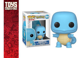 Funko Pop - Squirtle 504 Pokemon
