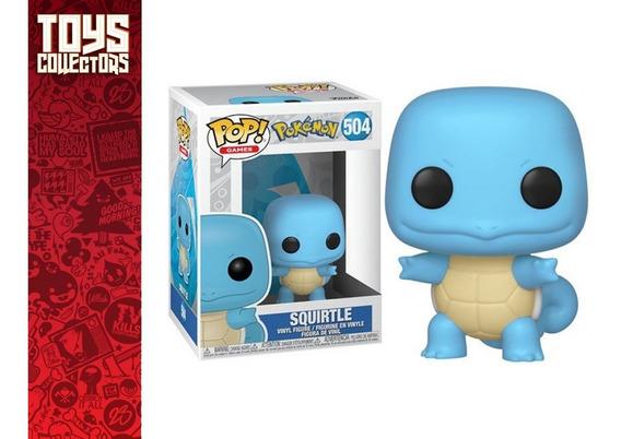 Funko Pop - Squirtle 504 Pokemon