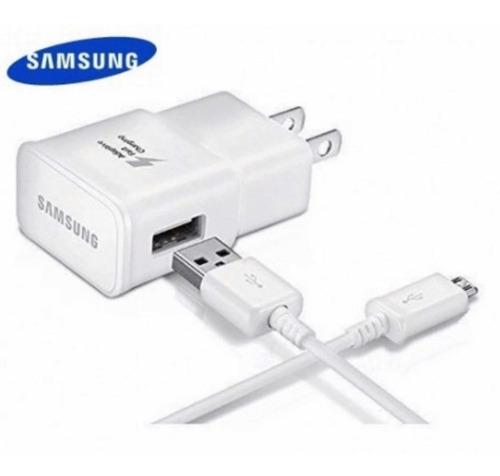 Cargador Samsung Carga Rápida Normal Y Tipo C Original 15w