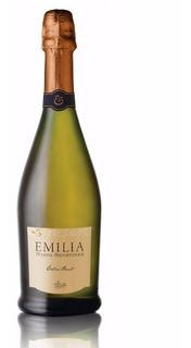 Champagne Emilia Nieto Senetiner E.brut X 750 E. Gratis Caba