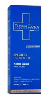 Dermeden Crema Manos Antiedad, Despigmentante Antibacterial