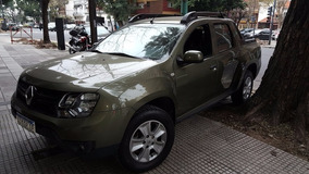 Camioneta Pick Up Renault Duster Oroch 2016 Nafta Nueva