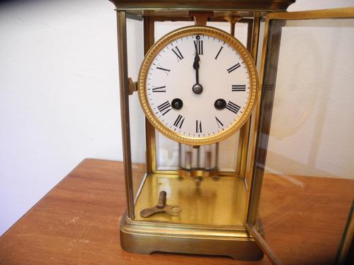 Reloj Paris Soneria Media Y Hora