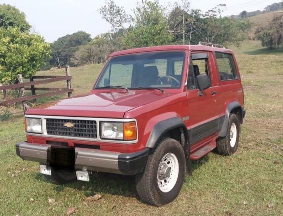 Chevrolet Trooper Rojo Oporto 3 Puertas 1995