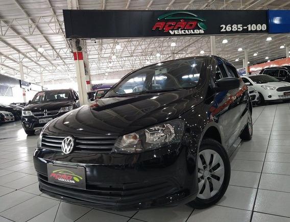 Volkswagen Gol 1.0 Flex 2014 Ar Condicionado E Direçao