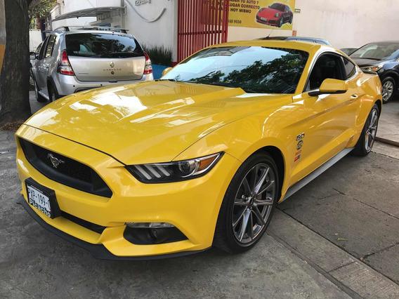 Ford Mustang 5.0l Gt V8 At 2016