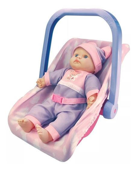Boneca Bebe Conforto - Apolo Brinquedos Colors