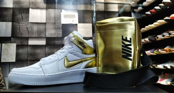 Bot Air Jordan + Bag Super Estilosa Brinde