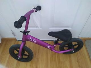 Bicicleta De Balanceo Futy Violeta