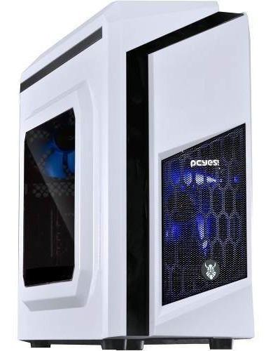 Pc Intel I5 3.4 Ghz, Ssd 120gb, 8gb Ddr3, Dvd, Gab. Pcyes