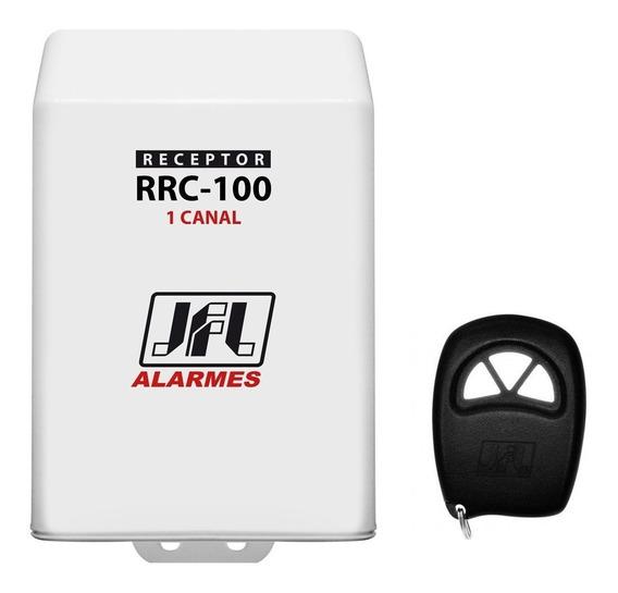 Receptor 01 Canal Rrc100 + 01 Controle Jfl