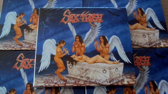 Cd Sextrash - Funeral Serenade - Cd+dvd / Sarcófago