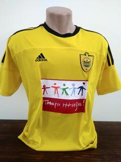 Camisa Futbolniy Klub Anji