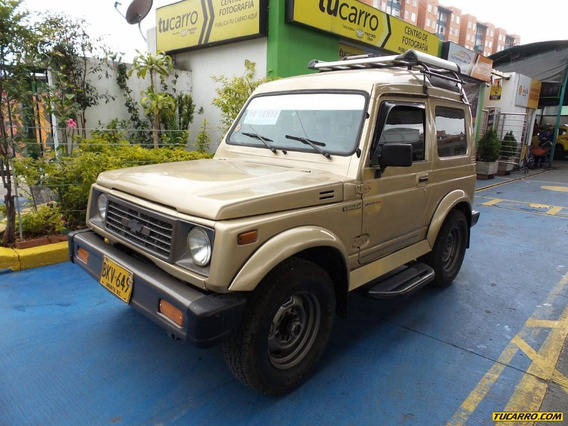 Chevrolet Samurai 1300cc Mt 4x4