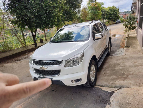 Chevrolet S10 2014 2.8 Ltz Cab. Dupla 4x4 Aut. 4p