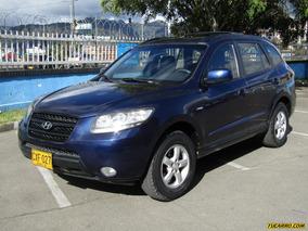 Hyundai Santa Fe Gls 2.8 Mt