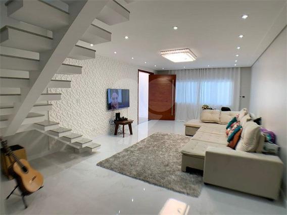 Sobrado Com 210 Mts 3 Dorm E 1 Suite No Horto. - 170-im491166
