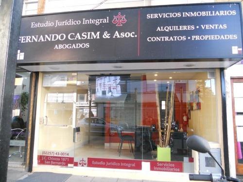 En Venta Local Sobre Zona Comercial De San Bernardo