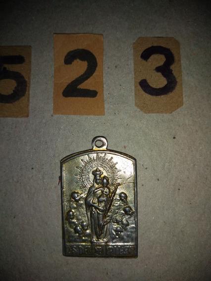 Medalla Del Pilar De Sociedad Española