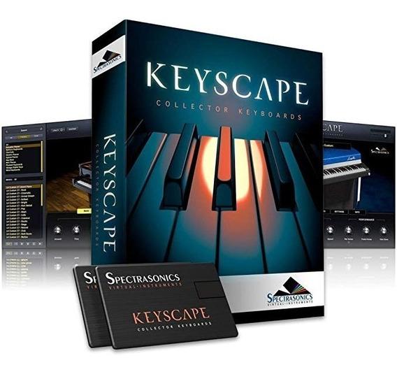 Spectrasonics Keyscape + Omnisphere 2 - Windows E Mac