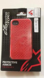 Capa - Capinha - Case iPhone 4 Alpinestar Original