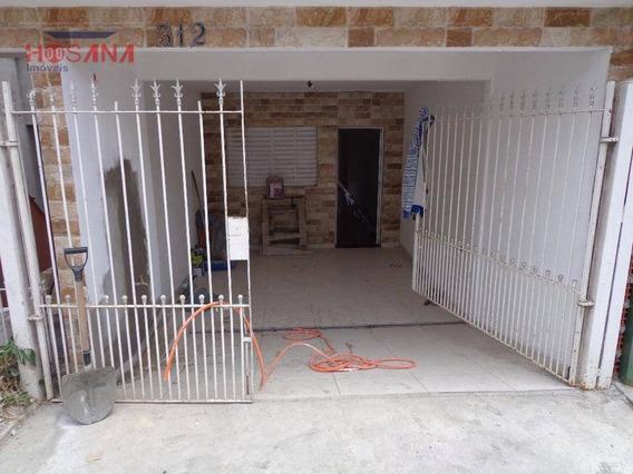 Casa Com 2 Dormitórios Para Alugar, 125 M² Por R$ 1.100,00/mês - Serpa - Caieiras/sp - Ca0468