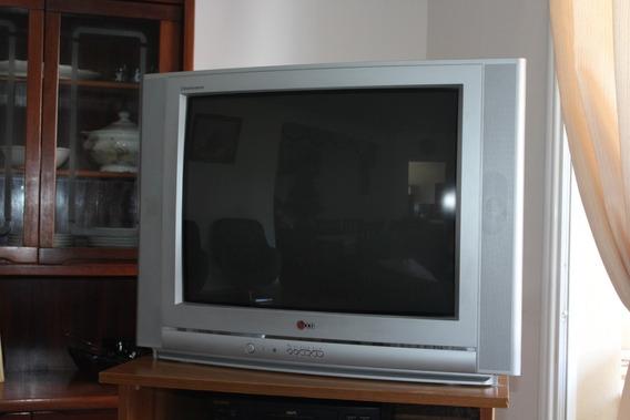 Tv LG Tubo Crt 29 Polegadas