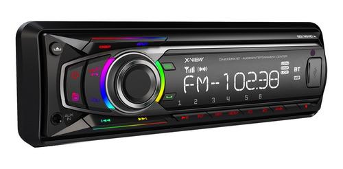 Estéreo para auto X-View CA2000RX BT con USB, bluetooth y lector de tarjeta SD