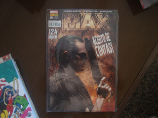 Hq Marvel Max 81 - Acerto De Contas! Panini