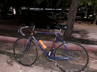 Bicicleta Carrera Pistera Año 1940 Empipado Hueco Colección