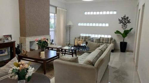 Casa À Venda, 400 M² Por R$ 1.580.000,00 - Urbanova - São José Dos Campos/sp - Ca1152