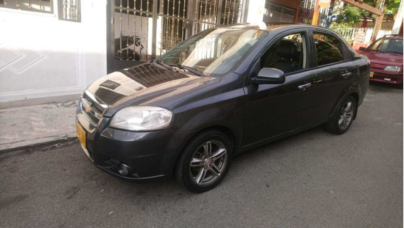 Aveo Emotion Full Equipo Modelo 2013