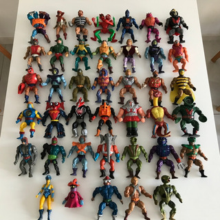 Colección Masters Of The Universe Top Toys Argentina