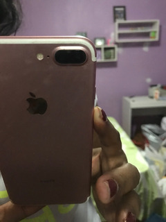iPhone 7 Plus Sem Marcas No Vidro E Com Seguro !