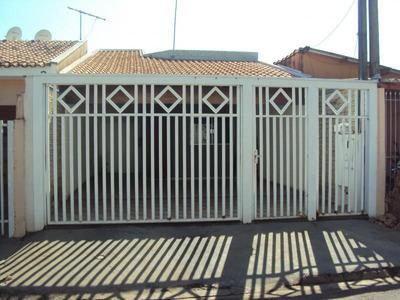 Casa Para Venda Em Mirassol, Centro, 1 Dormitório, 1 Banheiro, 1 Vaga - Ca072