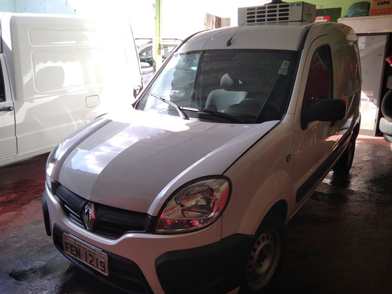 Renault Kangoo Expression 1.6 Branco 2015