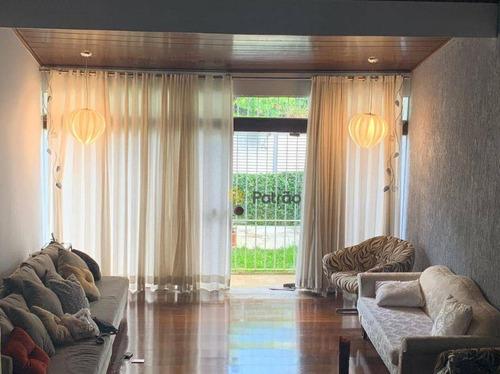 Casa À Venda, 360 M² Por R$ 1.500.000,00 - Nova Petrópolis - São Bernardo Do Campo/sp - Ca0618
