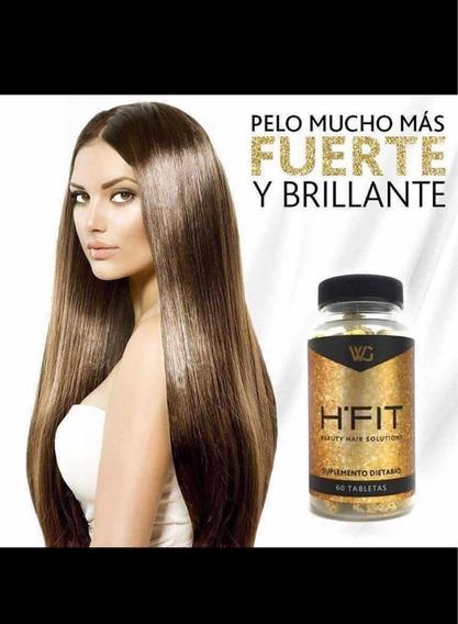 Hair Fit ( Rescata Tu Cabello, Multi Vitaminas Biotina Y Mas